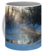 Sunlit Creek  Coffee Mug