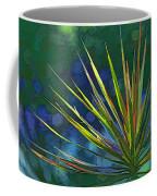 Sunlit Dracaena Marginata Coffee Mug