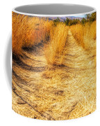 Sunlit Grasses Coffee Mug