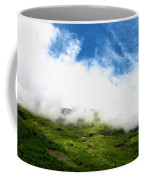 Sunlit Hillside Coffee Mug