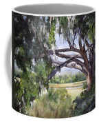 Sunlit Marsh Coffee Mug