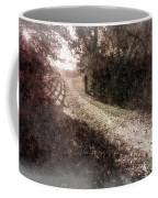 Sunlit Pathway Coffee Mug
