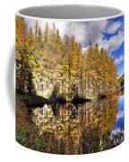 Sunlit Tamaracks Coffee Mug