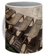 Sunning Chairs Coffee Mug