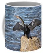 Sunning Darter Coffee Mug