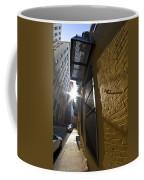 Sunny Alley Coffee Mug
