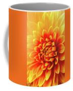 Sunny Dahlia Coffee Mug