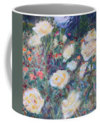 Sunny Day At The Rose Garden Coffee Mug