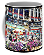 Sunny Day On The Grand Place Coffee Mug