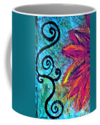 Sunny Day Purple Coffee Mug