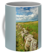 Sunny Meadow Sheep Coffee Mug