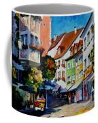 Sunny Meersburg - Germany Coffee Mug
