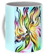 Sunny Morning. Abstract Vision Coffee Mug