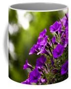 Sunny Petunias 1 Coffee Mug