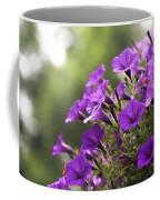 Sunny Petunias 2 Coffee Mug