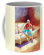 Sunny Retreat 3 Coffee Mug by Kathy Braud