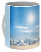 Sunny Sky Coffee Mug