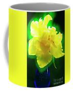 Sunny Tulip In Vase. Coffee Mug