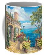 Sunny Villa Coffee Mug