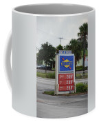 Sunoco Bait And Tackle Coffee Mug