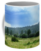 Sunray With Rain Coffee Mug