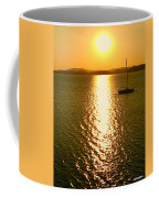 Sunrise 6 8 17 Malletts Bay Coffee Mug