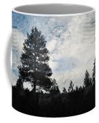 Sunrise Along The California Oregon Border Coffee Mug