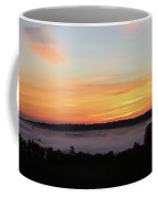 Sunrise Amongst The Clouds Coffee Mug