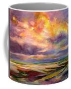Sunrise And Tide Pool Coffee Mug