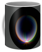 Sunrise At 30k  1 Coffee Mug