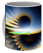 Sunrise At 30k  6 Coffee Mug