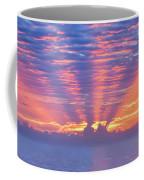 Sunrise At Atlantic Beach Coffee Mug
