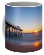 Sunrise At Belmar New Jersey Coffee Mug