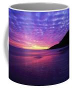 Sunrise At Bray Head, Co Wicklow Coffee Mug
