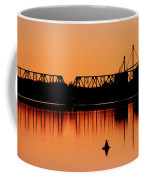 Sunrise At Burbank Coffee Mug