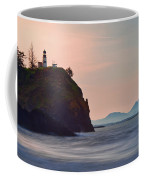 Sunrise At Cape Disappointment Coffee Mug
