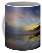 Sunrise At Connery Pond 3 Coffee Mug