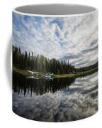 Sunrise At Fish Lake Coffee Mug