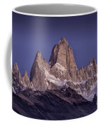 Sunrise At Fitz Roy Patagonia 8 Coffee Mug