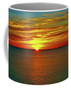 Sunrise At Matane Coffee Mug