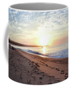 Sunrise At Medano Coffee Mug