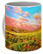 Sunrise At Montana De Oro Coffee Mug