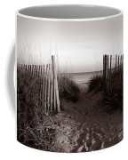 Sunrise At Myrtle Beach Sc Coffee Mug