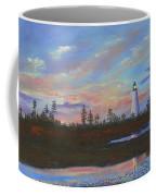 Sunrise At Point Prim Coffee Mug