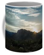 Sunrise At Sabino Canyon Coffee Mug
