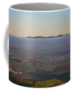 Sunrise At Sao Miguel Island Coffee Mug