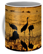 Sunrise At The Crane Pools Coffee Mug