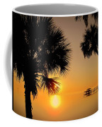 Sunrise At The Space Coast Fl Coffee Mug