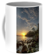 Sunrise At The Sunshine Skyway Coffee Mug