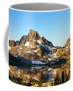 Sunrise At Thousand Island Lake Coffee Mug
